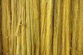 Raw silk — Stock Photo