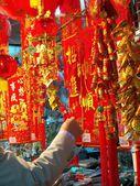 Chinese firecrackers — Foto de Stock