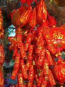 Chinese firecrackers — Stock Photo