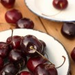 Fresh cherries — Stock Photo #39881691