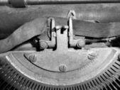 Machine à écrire Vintage — Photo