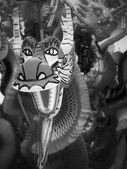 Chinese dragon toys — Stock Photo