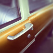 Vintage car detail — Stock Photo