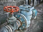 Rurociąg przemysłu — Zdjęcie stockowe
