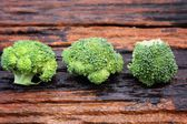 Fresh green broccoli  — Stock Photo