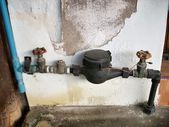 Water valve — Stock Photo