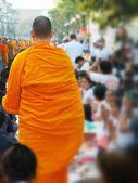 Buddhistický mnich — Stock fotografie