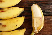 Ripe banana — Photo