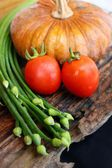 Mix of fresh vegetables — Foto de Stock