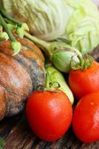Mix of fresh vegetables — Stockfoto