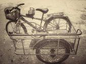 Fahrrad oldtimer. — Stockfoto