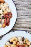 Mix of tasty nuts  — Stok fotoğraf