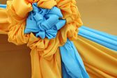 Ribbon fabric — Stock Photo