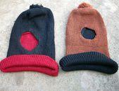 Wool hats  — Stock Photo