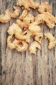 Camarão seco — Fotografia Stock