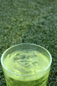 лимонный сок — Стоковое фото
