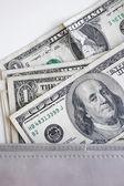 American dollars money  — Stock Photo