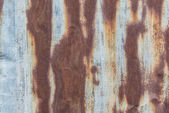 Rustic galvanized iron closeup — Stock Photo