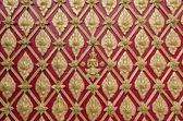 Ancient thai moulding plaster stucco fine art — Stock Photo