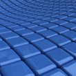 Blue square background — Stock Photo #25948525