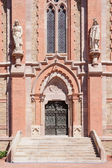 Main Entrance to the Comillas Pontifical University — Stock Photo