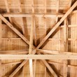 Royalty-Free Stock Photo: Wooden roof