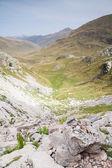 Aguas Tuertas Valley. Pyrénées espagnoles — Photo