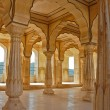 Amber fort, India — Stock Photo