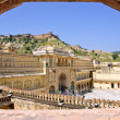 Royalty-Free Stock Photo: Amber fort, India