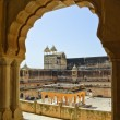 Amber fort, India — Stock Photo #12493470