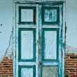 Old wooden door — Stock Photo #12631694