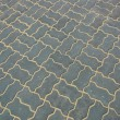 Brick pave tiles — Stock Photo