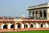 Agra fort, India — Stock Photo