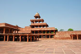 Ancient Indian palace — Foto Stock