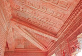 Beautiful ceiling decorative — Stock Photo