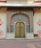 όμορφη ινδική πύλη — Φωτογραφία Αρχείου