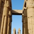 Luxor temple, Egypt — Stock Photo