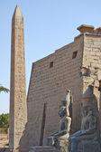 луксорский храм — Стоковое фото