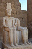 Luxor temple, Egypt — Stock Photo