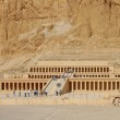 Stock Photo: Hatshepsut temple at Deir-el-Bahrin