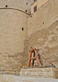 Saladin citadel — Stock Photo