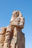 Colossi of Memnon — Stock Photo