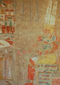 ανακούφιση θεού αμμωνα — Φωτογραφία Αρχείου