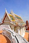 Thai ordination hall — Stock Photo