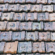 Vietnamese roof tiles — Stock Photo