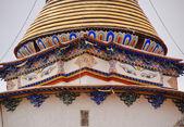 Decoration of Gyantse Kumbum — Stock Photo