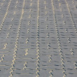 Grey brick pave tiles — ストック写真
