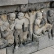 Bas-relief sculptures - ストック写真