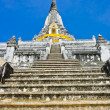 Thai ancient pagoda — Stock Photo