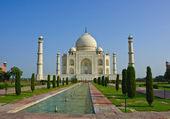 Taj Mahal, India — Zdjęcie stockowe
